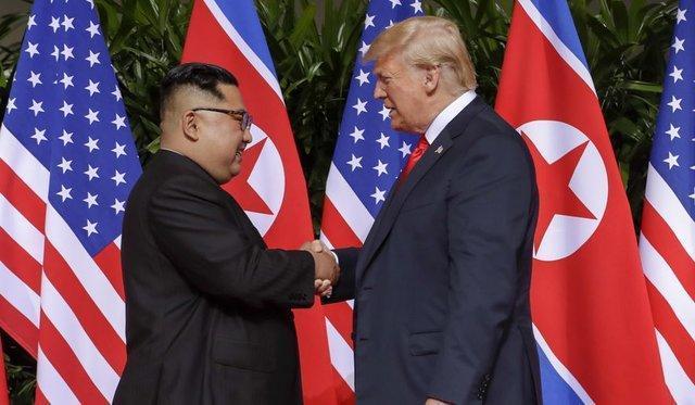 نامه شدید اللحن کره شمالی به ترامپ باعث لغو سفر پامپئو شد