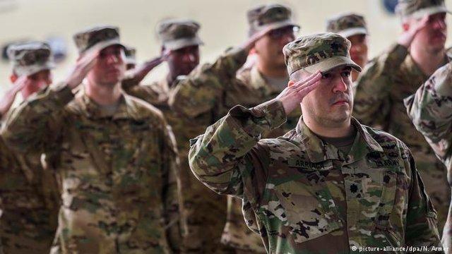 آمریکا تعداد نیروهایش در آلمان را افزایش می دهد