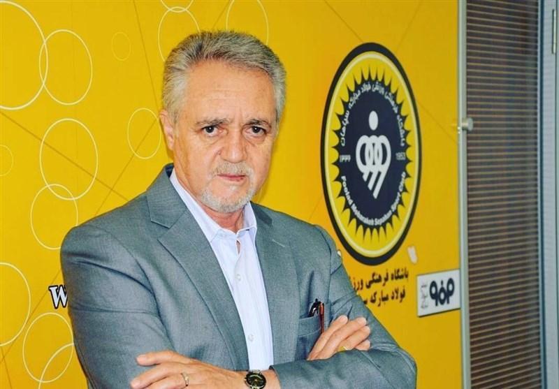 مسعود تابش: پرسپولیس اصلی ترین رقیب ما برای قهرمانی است، در جام حذفی هم به قهرمانی فکر می کنیم
