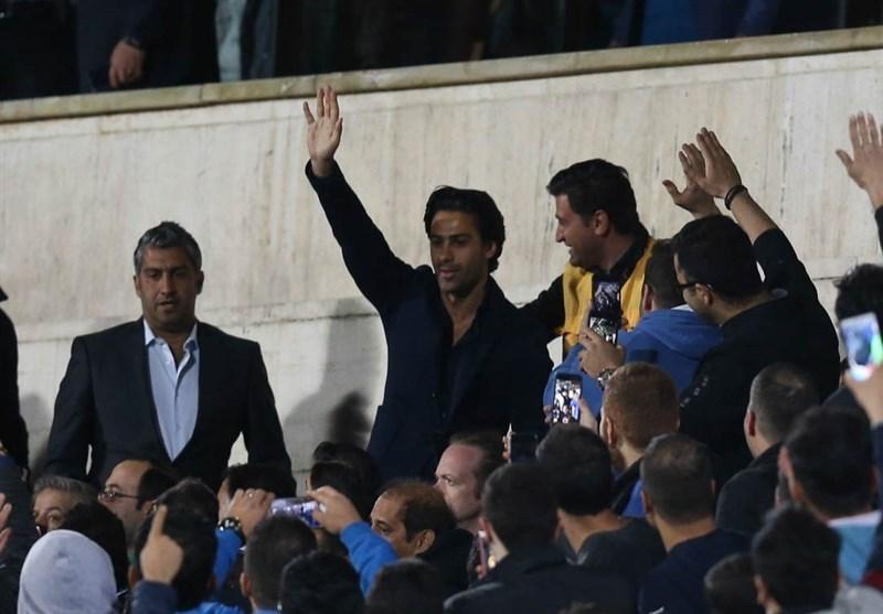 فرهاد مجیدی: پیشنهاد سرمربیگری استقلال را رد کردم، ایران می تواند برای قهرمانی جام ملت ها رقابت کند