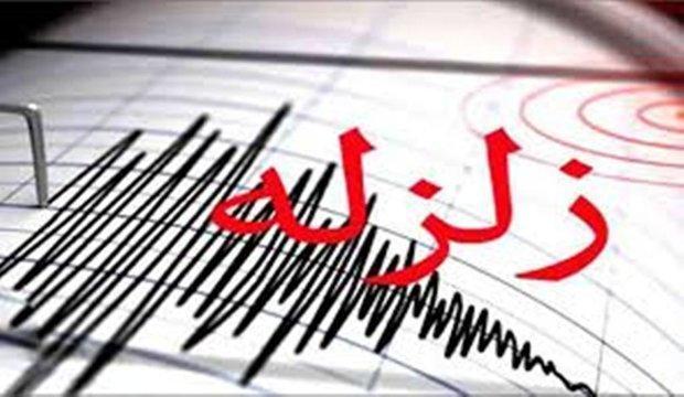 زلزله 3.3 ریشتری فاضل آباد را لرزاند
