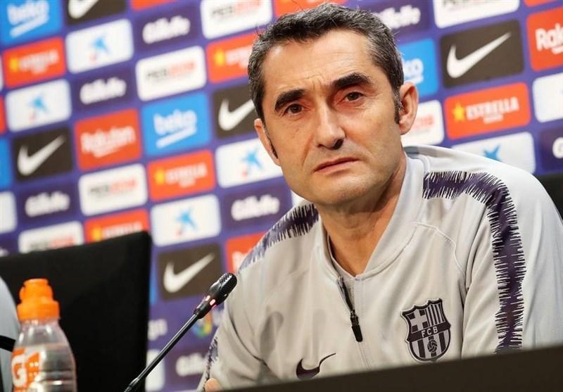 والورده: نتایج این فصل مان تکلیف مرا در بارسلونا تعیین می نماید، هنرپیشه خوبی نیستم!