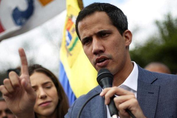 گوایدو: یاری ها از برزیل به ونزوئلا رسیده است!