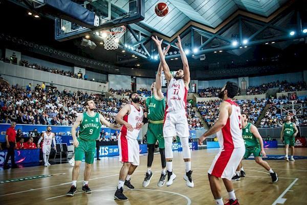 ایران 85 - استرالیا 74 ، جشن صعود بسکتبال به جام جهانی