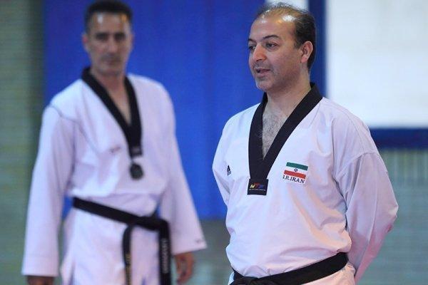 عسگری دهمین مربی تکواندو ایران در رقابت های جهانی