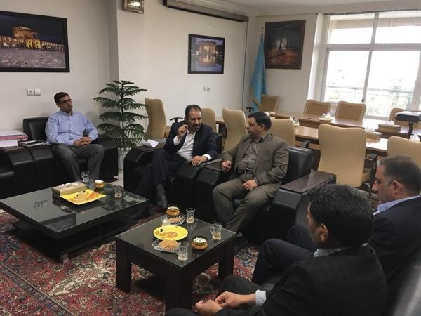 تدوین ضوابط حفاظت از آثار و بافت تاریخی شهر مهاباد اردستان