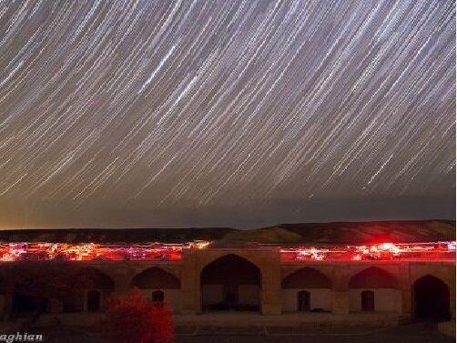 قصر بهرام پذیرای 60 رصدگر آماتور رویداد استارکاپ
