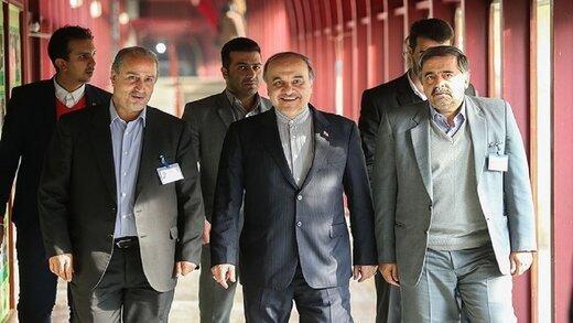 اختلاف تاج و قاضی زاده هاشمی پای وزیر را به مجلس کشاند!