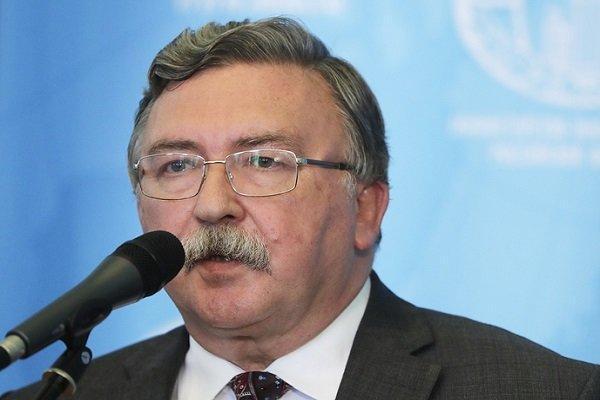اولیانوف: آمریکا پیشتر پیمان منع موشک های هسته ای را نقض نموده است