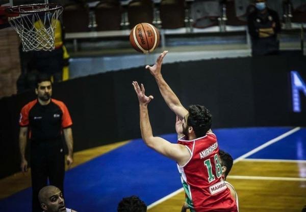 لیگ برتر بسکتبال، مهرام از سد کوچین گذشت، جوانان نفس مهرام را گرفتند